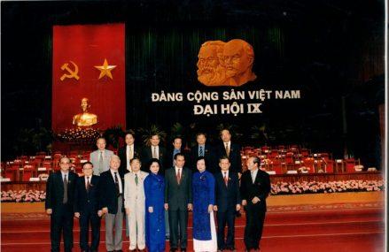 Đại hội đảng toàn quốc lần thứ 9