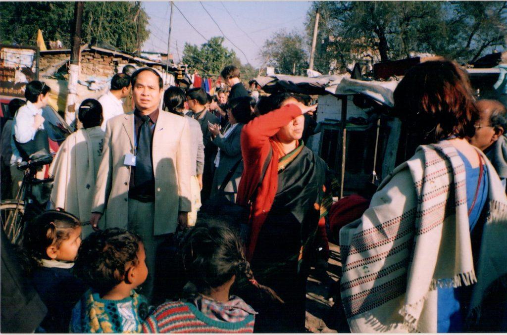 Thứ trưởng Nguyễn Thiện Trưởng đi thị sát tại Ấn Độ