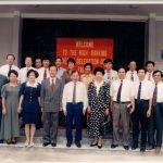 Tiếp đoàn bộ trưởng y tế Đài Loan tại tại Hà Nội