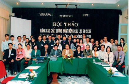 Hội thảo nâng cao chất lượng hoạt động CLB SKSS phòng chống HIV/AIDS