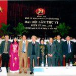 Đại hội đảng bộ khối cơ quan khoa giáo Trung Ương lần thứ 6