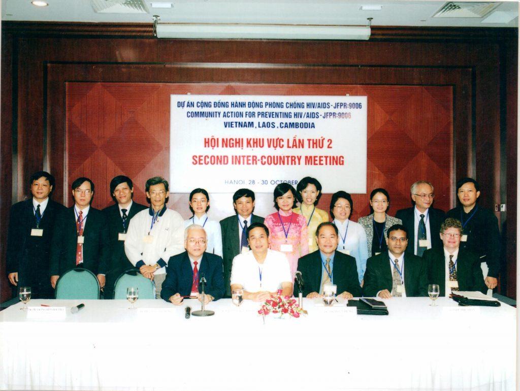 Dự án cộng đồng hành động phòng chống HIV/AIDS 3 nước đông dương Việt Nam, Lào, Campuchia tại Hà Nội