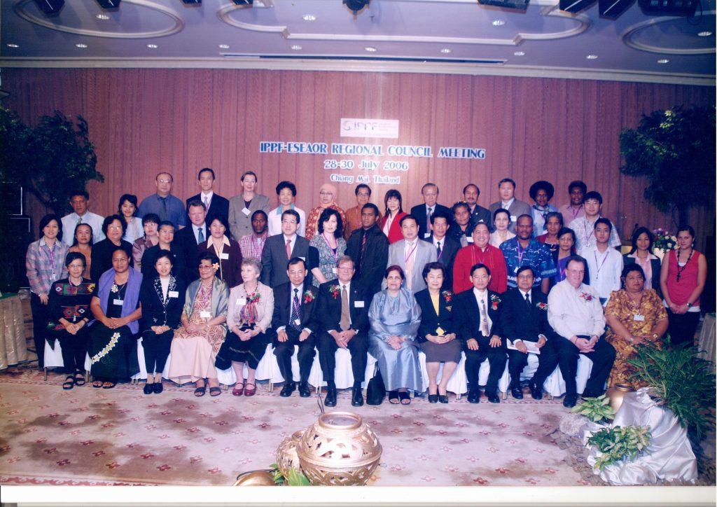 Hội nghị cha mẹ quốc tế khu vực Châu Á tại Thái Lan năm 2006