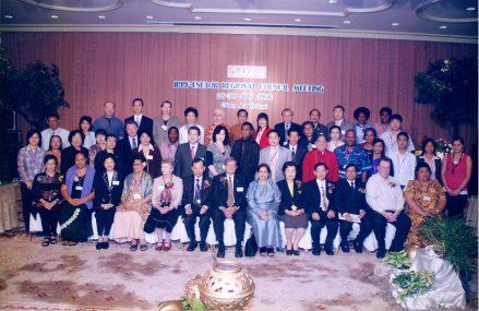 Liên hiệp cha mẹ quốc tế khu vực châu á mít tinh tại Chiang Mai, Thái Lan