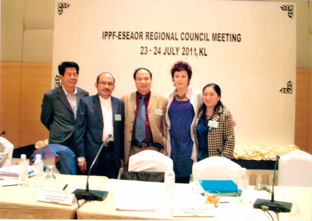 Hội nghị nâng cao sức khỏe cộng đồng khu vực châu á thái bình dương tại Kualalumpur, Malaysia