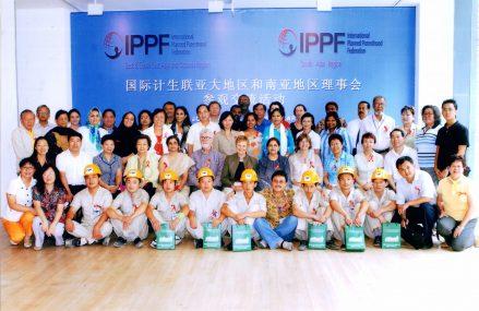 Liên đoàn cha mẹ quốc tế họp mặt tại Trung Quốc