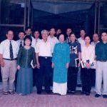 Thủ tướng Võ Văn Kiệt thăm và thị sát Bộ Y Tế
