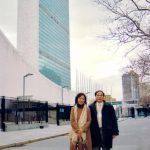Gặp mặt thứ trưởng Bộ Ngoại Giao Lê Lương Minh tại NewYork