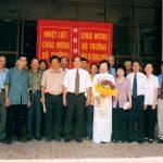 Chúc mừng Bộ Trưởng Trần thị Trung Chiến đắc cử nhiệm kỳ mới
